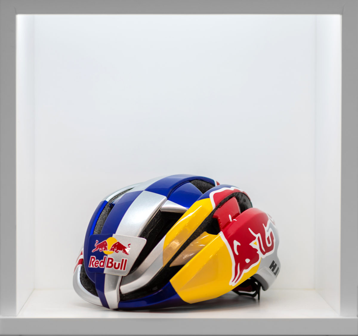 Ibex Red Bull edition for Patrick Seabase